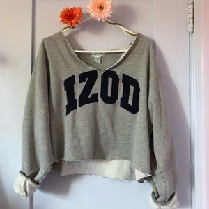 Cropped Vintage Sweater